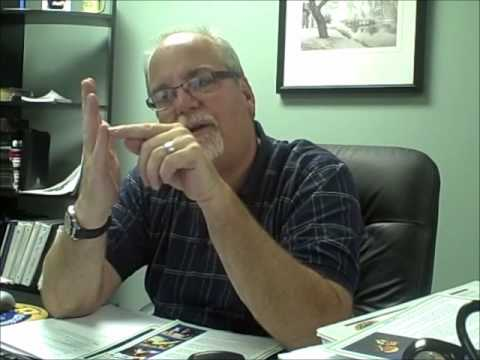 Dr. Ted Morter - The Energetic Finger