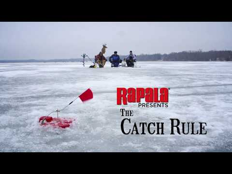 Rapala Sweepstakes - The Catch Rule