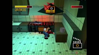 Jackie Chan: Stuntmaster - Gameplay PSX (PS One) HD 720P (Playstation classics)
