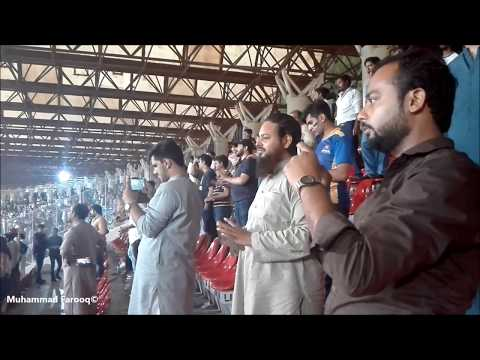 Live From Gaddafi Cricket Stadium