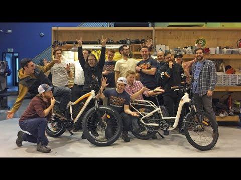2018 Rad Power Bikes Updates (Canada, Europe RadRhino, Velofix Partnership)