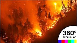 Калифорния в огне: число жертв растет - СМИ2