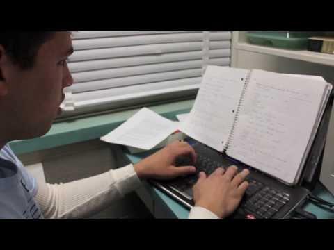Midnight Mini Movie -- Studying (University of Dallas)