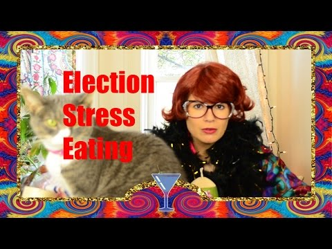 Election Stress Eating