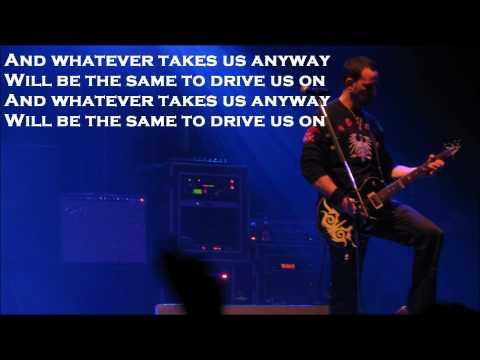 Burn It Down By Alter Bridge Lyrics