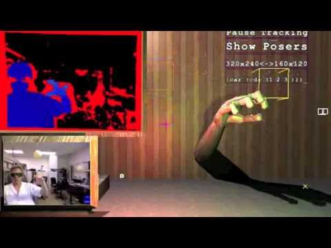 Full 3D Skeletal Hand and Finger Tracking