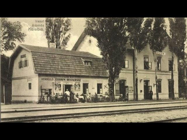 """Trianon """"gyermeke"""": Kelebia története (1918–1925). Végső István, Kossuth Rádió, 2021. április 14."""