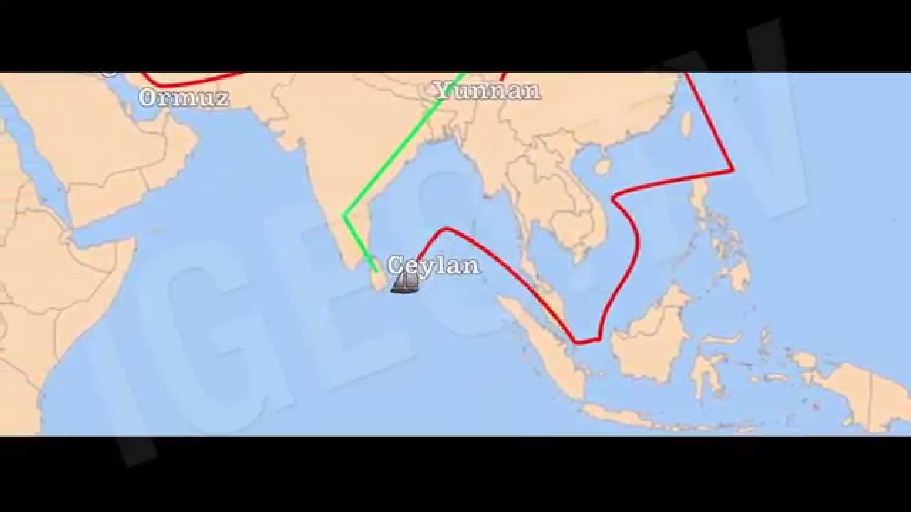 Viajes famosos de Marco Polo / Marco Polo incredible Journeys [IGEO ...
