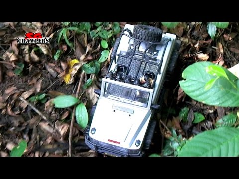 RC Offroad Scale Mud Trucks Downhill raw videos at Wallace Trail Axial SCX10 Wraith Jeep