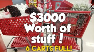 Target Clearance Mega Haul! $3000 worth of Shopping! 90% off clothes, candles & more!