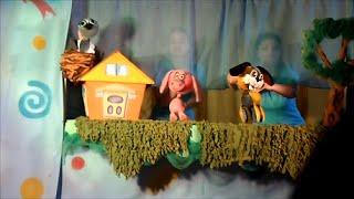 видео ТЕАТР для детей