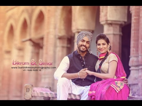 Pre Wedding  | Bikram + Simar | HD Cinematic  |...
