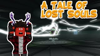 Roblox┆Hallow's Eve 2017: A Tale of Lost Souls