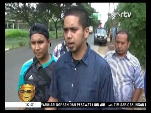 Penemuan Mayat di Sungai Tangerang dengan Kondisi kaki dan Tangan Korban Terikat Mp3