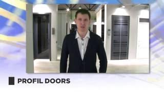 видео двери profil doors