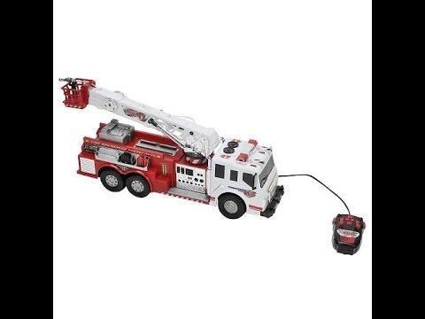 De Téléguidé Camion Lane Pouces Fast Pompier 21 N8Oknw0PXZ