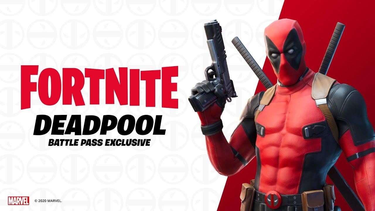 Deadpool Has Arrived Fortnite Youtube One giant map, a battle bus. deadpool has arrived fortnite