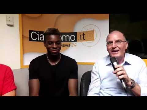 A Sport magazine il gioiello dell'Us Albatese Chituru Ali: campione italiano under 23