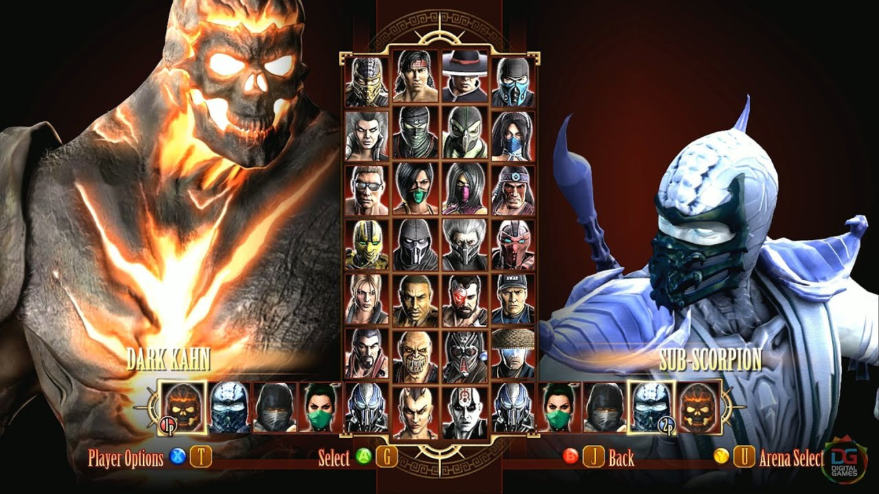 Mortal kombat x premium edition нуд моды