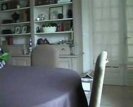 visite de la decoration de la maison de martine youtube. Black Bedroom Furniture Sets. Home Design Ideas