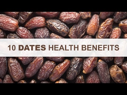 Are Dates Healthy? Dates Fruit Health Benefits | Natural Cures