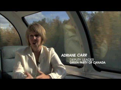 Adriane Carr 2008 TV Ad