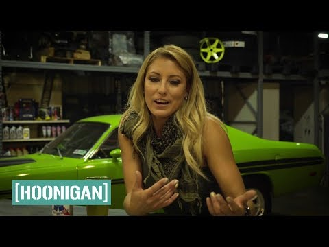 [HOONIGAN] A BEER WITH: Leah Pritchett