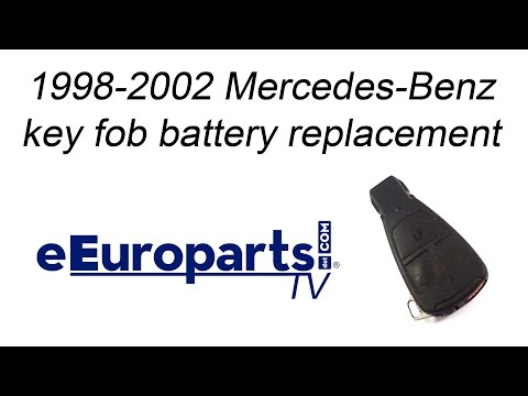 Vote no on mercedes key battery c for Mercedes benz key fob battery replacement