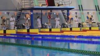 Чемпионат Украины по плаванию завершился в Днепропетровске(В бассейне спорткомплекса
