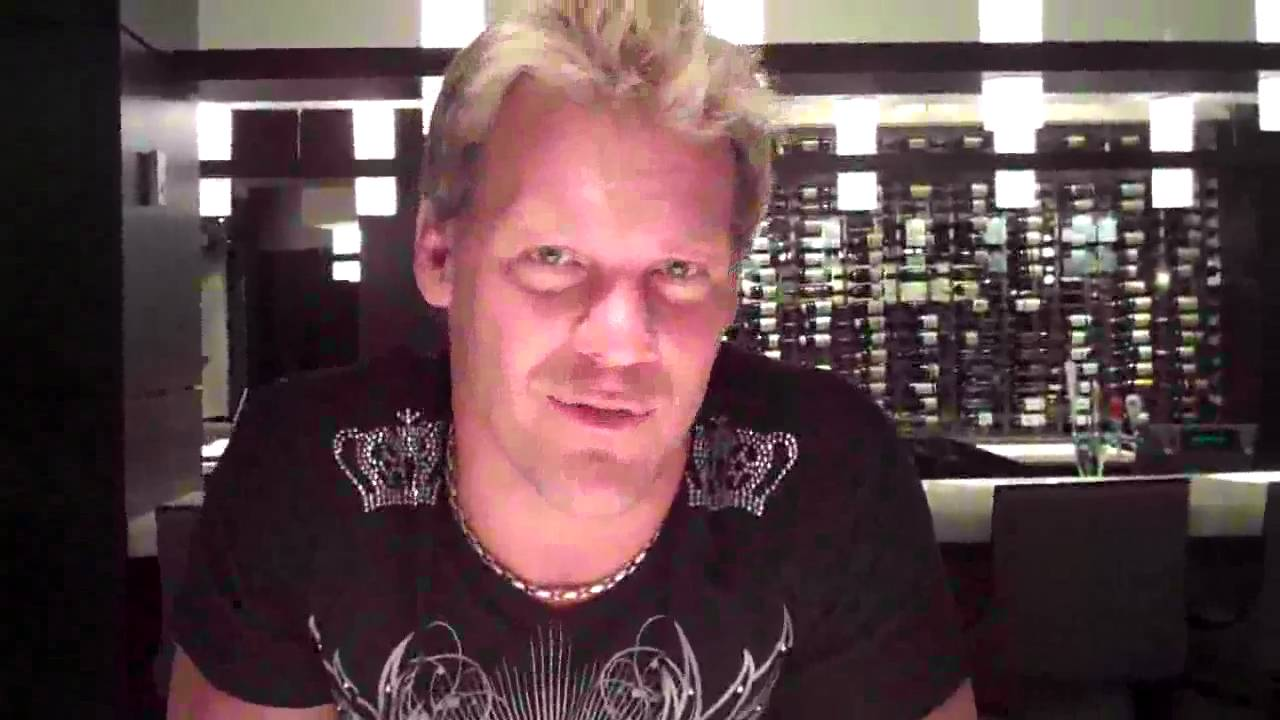 Chris Jericho On Twitter And Social Networking - YouTube