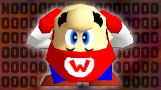 Mario 64 HACKED - Part 23 (ACTUALLY CRYING!)