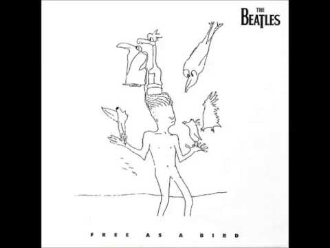 The Beatles - Free As A Bird (Acoustic Instrumental)
