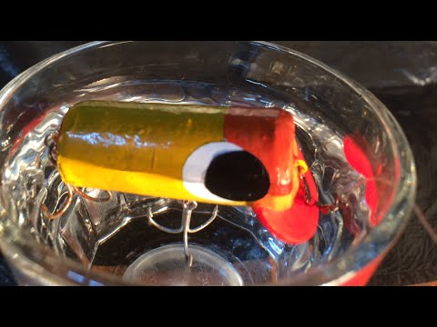 How to Simple solution Inside Your fishing Lure From Wine ...