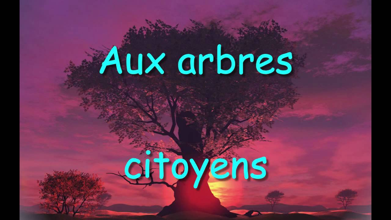 aux arbres citoyens analyse
