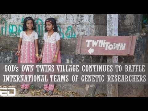 God's Own Twin Country Continues To Baffle International Teams Of Genetic Researchers