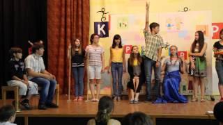 Детектив-шоу (2 отряд) Лето 2013. 4 смена