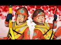 Fireman Sam  ❤️ Sam & Penny Save Valentine's Day 🔥 🚒 | Kids Cartoon
