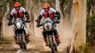 KTM ADVENTURE - NATIONAL MEDIA LAUNCH 2017 | Blue Mountains, Australia
