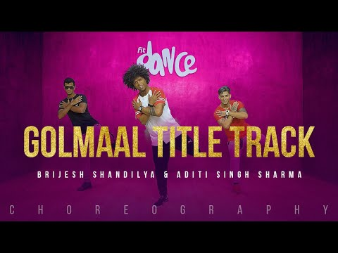 Golmaal Title Track (Dance Video) | Ajay...
