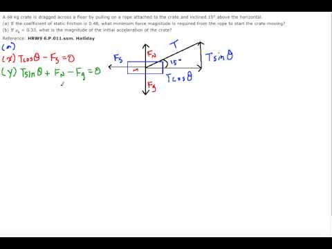 Physics I Help: Distributing Forces and Loads
