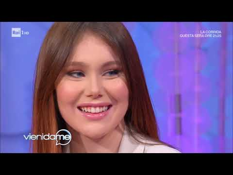 ''Una canzone per te'' con Jasmine Carrisi -Vieni da me 21/02/2020