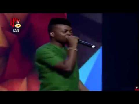 Olamide and Don Jazzy Full Drama at The Headies