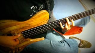 JCR Custom-FRETLESS BASS SOLO-MISSING-By Jesús Rico Pérez