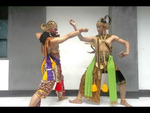 Tari BAMBANGAN CAKIL - Wayang Orang - PERANG KEMBANG  - Balai Budaya Minomartani [HD]