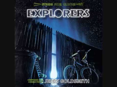 Explorers - Suite (Jerry Goldsmith)