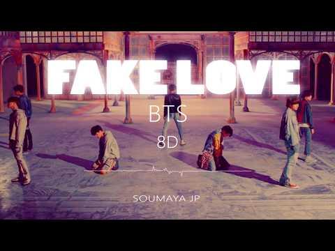 BTS (방탄소년단) - FAKE LOVE [8D USE HEADPHONE] 🎧