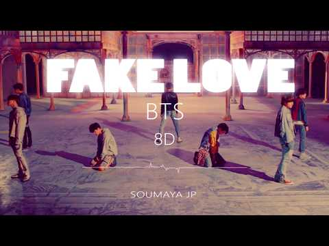 BTS (방탄소년단) - FAKE LOVE [8D USE HEADPHONE] 🎧