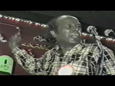 1996 Rahat Indori Rare Video | All India Mushaira | Old Mushaira