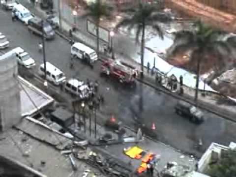 5 Agustus dalam Sejarah: Mobil Kijang Sarat Bom Meledak di Dekat JW Marriott