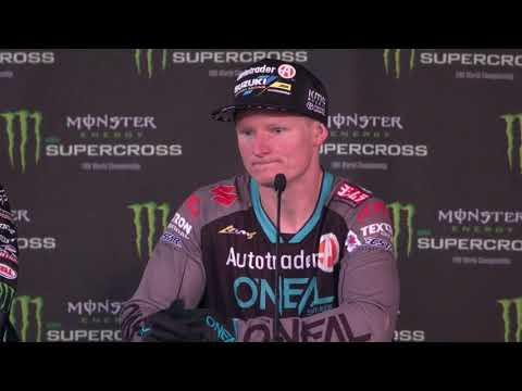 2018 250SX Post Race Press Conference: San Diego